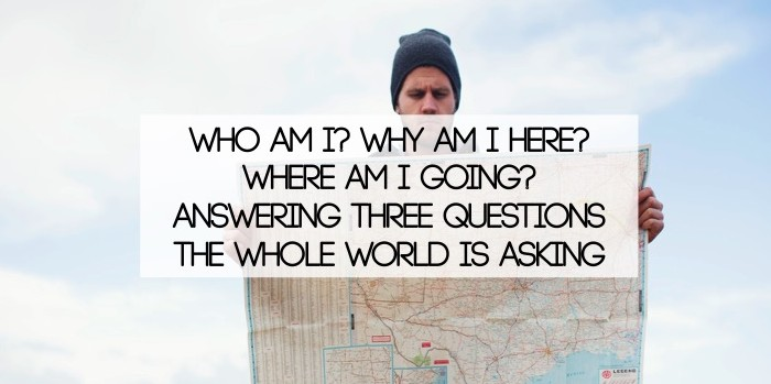 Image result for who am i and where am i going