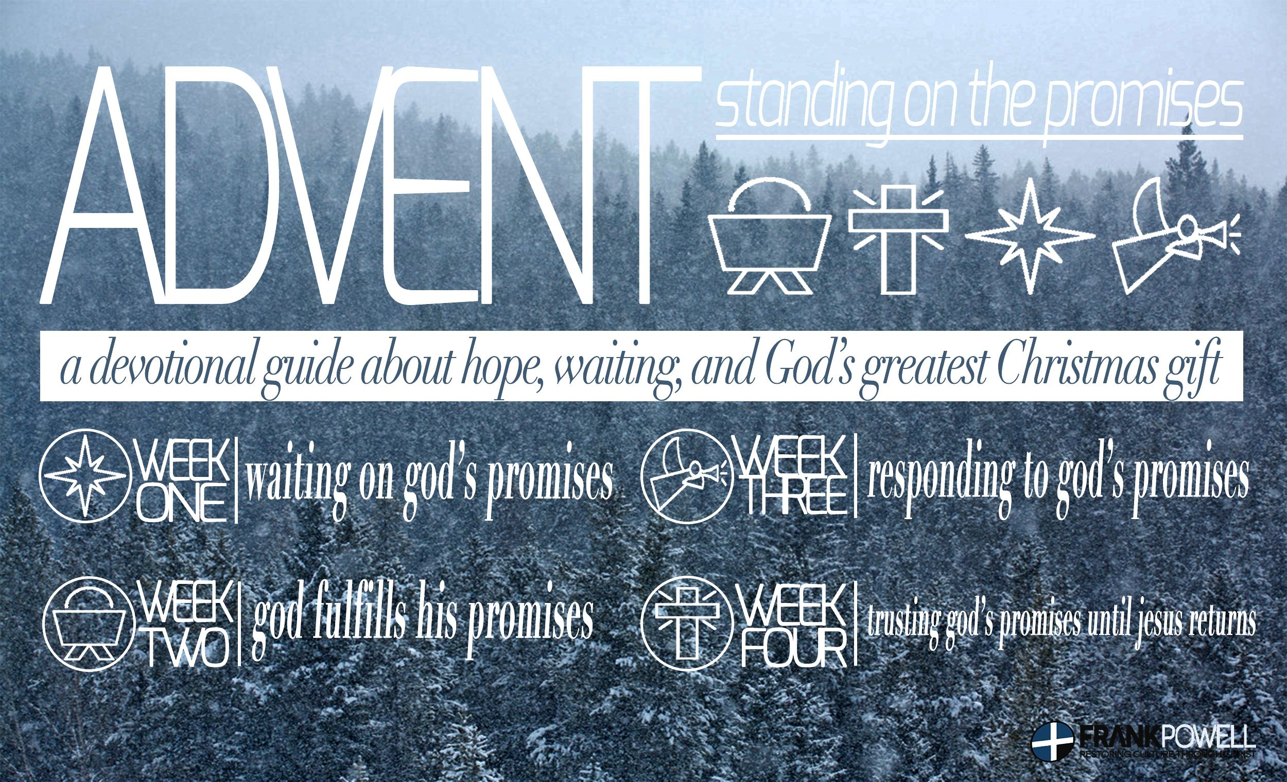 2015 advent weekly topics